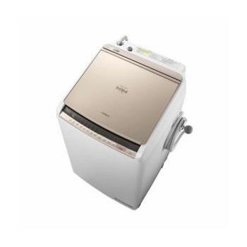 日立【代引・日時指定不可】洗濯8.0kg 乾燥4.5kg 洗濯乾燥機 ビートウォッシュ BW-DV80C-N★【BWDV80CN】
