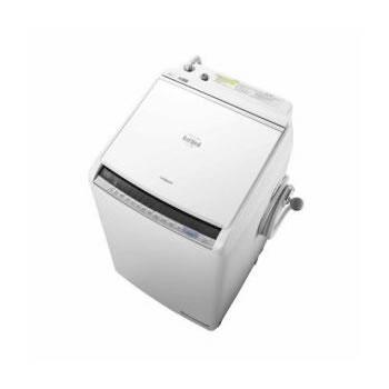 日立【・日時指定】洗濯8.0kg 乾燥4.5kg 洗濯乾燥機 ビートウォッシュ BW-DV80C-W★【BWDV80CW】