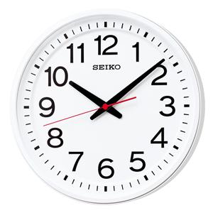 セイコー【SEIKO】衛星電波掛時計 スペースリンク オフィスタイプ GP219W★【GP219W】