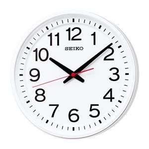 セイコー【SEIKO】電波掛時計 オフィスタイプ KX236W★【KX236W】