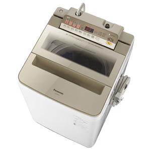 パナソニック【Panasonic】8kg全自動洗濯機 シャンパン NA-FA80H6-N★【NAFA80H6N】