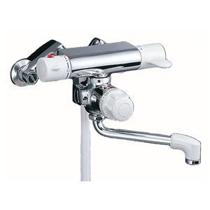 INAX【LIXIL】浴室用サーモスタット付シャワーバス水栓(定量止水)寒冷地用 RBF-107N★【RBF107N】