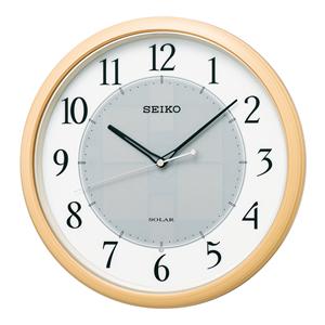 セイコー【SEIKO】掛時計 ソーラー SF243B★【SF243B】