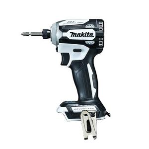 マキタ【makita】14.4V充電式インパクトドライバ白 本体のみ TD161DZW★【電池・充電器・ケース別売】