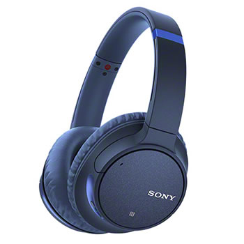 ソニー【SONY】ワイヤレスノイズキャンセリングステレオヘッドセット ヘッドホン WH-CH700N-L★【WHCH700NL】