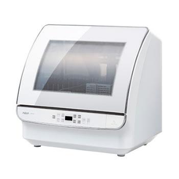 AQUA【アクア】3人用 食器洗い機 送風乾燥機能付き ADW-GM1-W★【ADWGM1W】