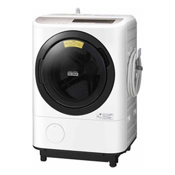 日立【代引・日時指定不可】洗濯12kg 左開き ドラム式洗濯乾燥機 BD-NV120CL-N★【BDNV120CLN】