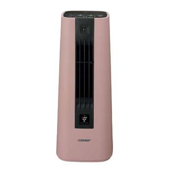 シャープ【SHARP】電気暖房機 セラミックファンヒーター HX-HS1-P(ベリーピンク)★【HXHS1P】