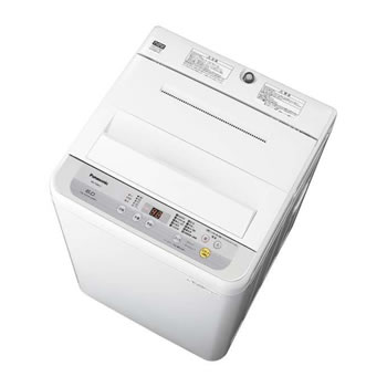 パナソニック【Panasonic】6kg 全自動洗濯機 NA-F60B12-S(シルバー)★【NAF60B12S】