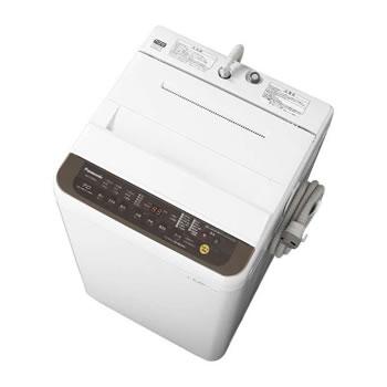 パナソニック【Panasonic】7kg 全自動洗濯機 NA-F70PB12-T(ブラウン)★【NAF70PB12T】
