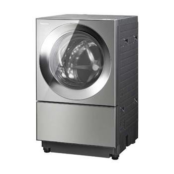 パナソニック【代引・日時指定不可】左開き ななめドラム洗濯乾燥機 Cuble NA-VG2300L-X★【NAVG2300LX】