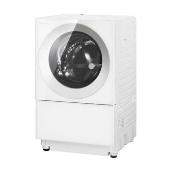 パナソニック【代引・日時指定不可】左開き ななめドラム洗濯乾燥機 Cuble NA-VG730L-S★【NAVG730LS】