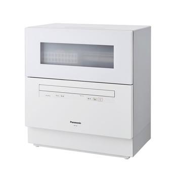 パナソニック【Panasonic】5人用 食器洗い乾燥機 NP-TH2-W(ホワイト)★【NPTH2W】