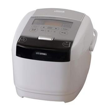 アイリスオーヤマ【***特別価格***】米屋の旨み 銘柄量り炊き IHジャー炊飯器 5.5合 RC-IC50-W★【RCIC50W】