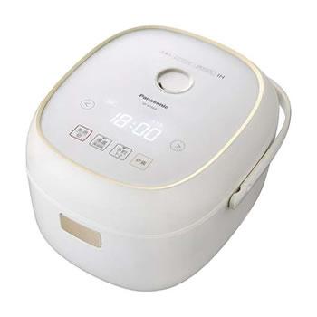パナソニック【Panasonic】3.5合炊き IHジャー炊飯器 SR-KT068-W(ホワイト)★新生活ベスト【SRKT068W】