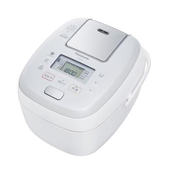 パナソニック【Panasonic】5.5合 可変圧力IHジャー炊飯器 おどり炊き SR-PB108-W(ホワイト)★【SRPB108W】