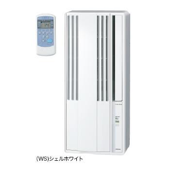 コロナ【CORONA】冷房専用ウインドエアコン CW-F1619-WS★【CWF1619WS】