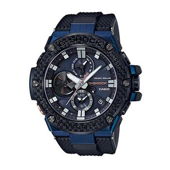 カシオ【国内正規品】CASIO G-SHOCK G-STEEL ソーラー腕時計 GST-B100XB-2AJF★***特別価格***【メンズ腕時計】