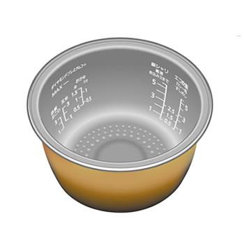 パナソニック【SR-SPX187用】パナソニックIHジャー炊飯器用 内釜 ARE50-H41★【ARE50H41】
