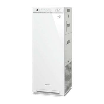 ダイキン【DAIKIN】加湿ストリーマ空気清浄機 ホワイト MCK55V-W★【空清~25畳・加湿~14畳】