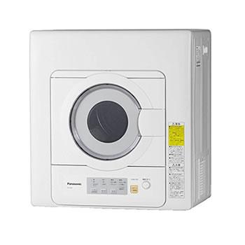 パナソニック【Panasonic】乾燥5.0kg 電気衣類乾燥機 NH-D503-W(ホワイト)★【NHD503W】