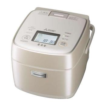 三菱【MITSUBISHI】3.5合 IHジャー炊飯器 白和三盆 NJ-SWA06-W★【NJSWA06W】