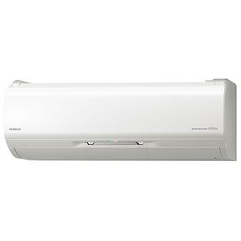 日立【単相200V】プレミアムXシリーズ 4.0k ルームエアコン 白くまくん RAS-X40J2-W★【おもに14畳用】