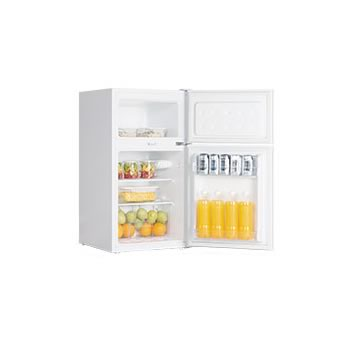 エスケイジャパン【***特別価格***】85L 冷凍冷蔵庫 ホワイト SR-A90★【SRA90】