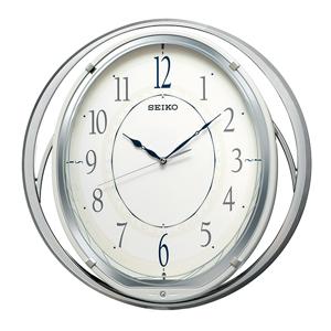 セイコー【SEIKO】電波振り子時計 AM262W★【AM262W】