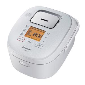 パナソニック【Panasonic】5.5合 IHジャー炊飯器 ホワイト SR-HB109-W★【SRHB109W】