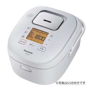 パナソニック【Panasonic】1升 IHジャー炊飯器 ホワイト SR-HB189-W★【SRHB189W】