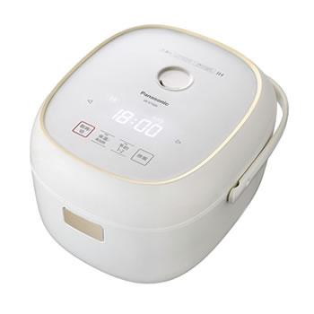 パナソニック【Panasonic】3.5合炊き IHジャー炊飯器 ホワイト SR-KT069-W★【SRKT069W】
