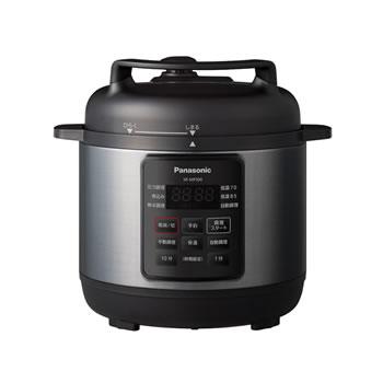 パナソニック【Panasonic】電気圧力なべ ブラック SR-MP300-K★【SRMP300K】