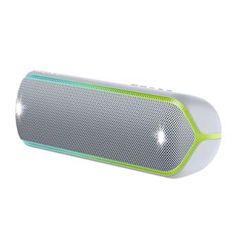 ソニー【SONY】Bluetooth対応 ワイヤレスポータブルスピーカー グレー SRS-XB32-H★【SRSXB32H】