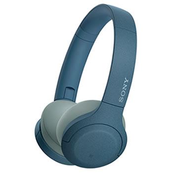 ソニー【SONY】h.ear on 3 Mini Wireless ステレオヘッドセット ブルー WH-H810-L★【ワイヤレスヘッドホン】
