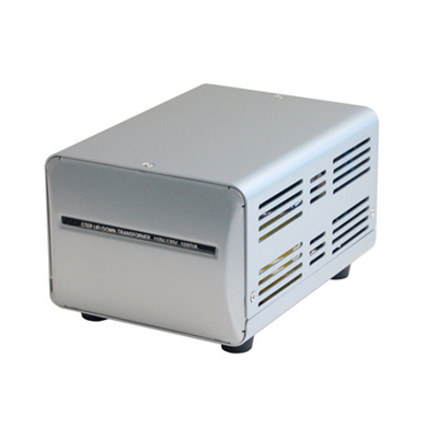 カシムラ【海外国内用】変圧器 アップダウントランス(大型タイプ) 100V/110-130V NTI-4★【NTI4】