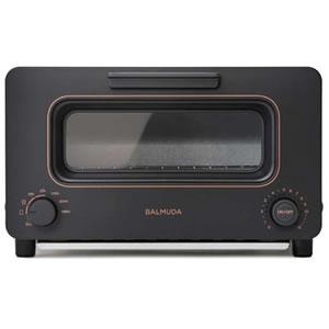 15:00迄のご注文で最短当日出荷 在庫商品に限る バルミューダ BALMUDA オーブントースター ザ WEB限定 トースター K05A-BK The K05ABK Toaster 人気ブレゼント ブラック