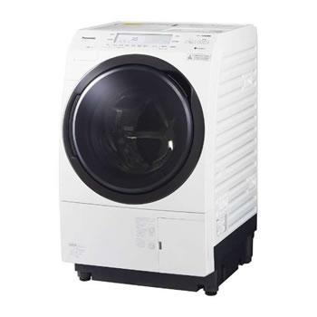 予約販売 パナソニック【・日時指定 乾燥6kg】洗濯10kg 乾燥6kg ななめドラム洗濯乾燥機 NA-VX700BL-W★【左開き】, TPOS:ae148ec6 --- esef.localized.me