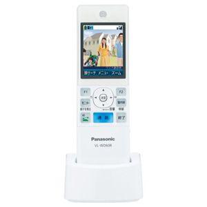パナソニック【Panasonic】ワイヤレスモニター子機 VL-WD608★【VLWD608】