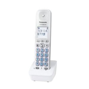 パナソニック【Panasonic】増設子機 KX-FKD602-W★【KXFKD602】