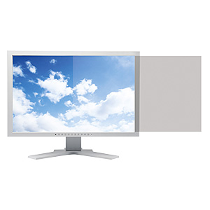 サンワサプライ【SanwaSupply】液晶パソコンフィルター17型CRT-ND90HG17★【CRTND90HG17】