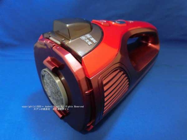 グングン吸い込む効率UP#8599; HITACHI 日立掃除機用スティッククリーナーハンディハンドル パールレッド色用 低価格化 ファクトリーアウトレット R PV-BD200-004