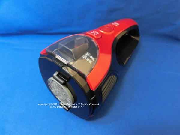 グングン吸い込む効率UP#8599; HITACHI 全品送料無料 新作からSALEアイテム等お得な商品満載 日立掃除機用スティッククリーナーハンディハンドル R レッド色用PV-BE200-004