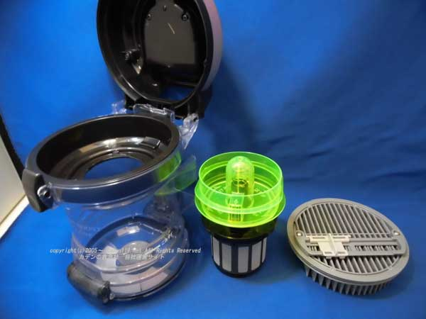 グングン吸い込む効率UP#8599; HITACHI 日立掃除機ダストケースクミ SD300 いつでも送料無料 N色:CV-SD300 売り出し 003