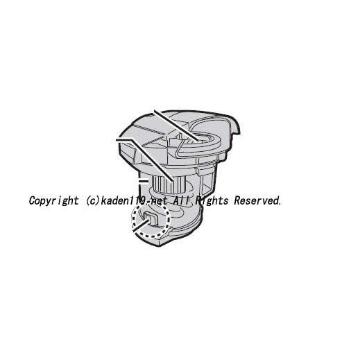 卓越 全国どこでも送料無料 純正品で安全 安心 SHARP掃除機用ダストカップセット2171370454