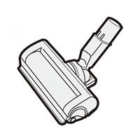 SHARP掃除機用ふとん掃除パワーヘッド(217 935 1157)