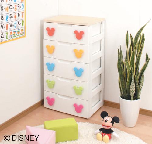 ミッキー キッズチェスト MHG-555 キッズ収納送料無料 キッズ収納 子供部屋 こども 子ども おもちゃ 衣類収納 引き出し収納 アイリスオーヤマ キッズ ミッキー ディズニー ディズニーチェスト かわいい Disney[cpir]