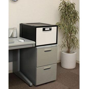アイリスオーヤマ オフィスチェスト HG-301 デスク 小物収納 お気に入り 初回限定 書類入れ