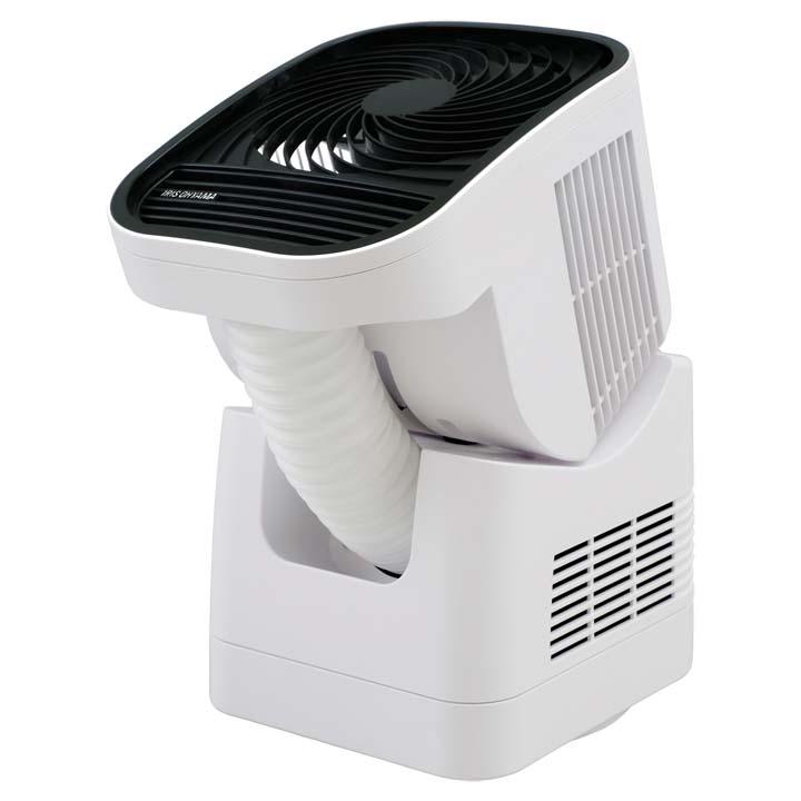 衣類乾燥機 カラリエ IK-C500 アイリスオーヤマ乾燥機 衣類乾燥機 小型衣類乾燥機 乾燥機 小型 衣類乾燥 衣類 小型 洗濯 室内干し 部屋干し サーキュレーター タイマー 首振り ホワイト コンパクト  [cpir]