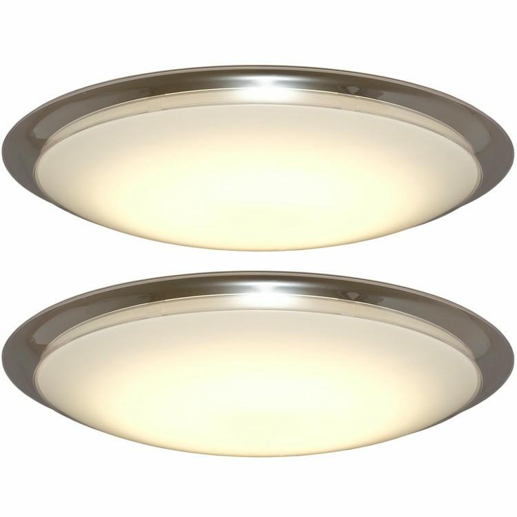 【2個セット】LEDシーリングライト 6.0 デザインフレームタイプ 8畳 調色 AIスピーカー CL8DL-6.0AITメタルサーキット 明かり 灯り 寝室 照明 照明器具 ライト 省エネ 節電 スマートスピーカー対応 アイリスオーヤマ[cpir]